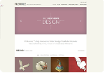 Theme Flexible - responsives Design von Elegantthemes